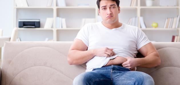 أعراض احتباس السوائل في البطن