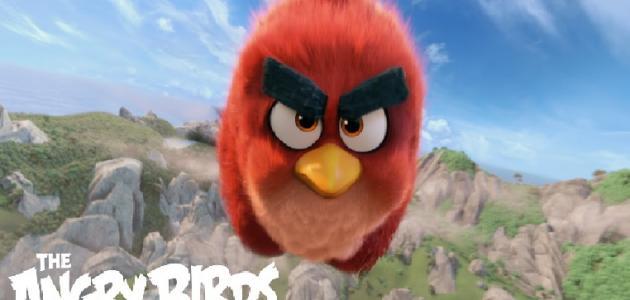 قصة فيلم The Angry Birds Movie