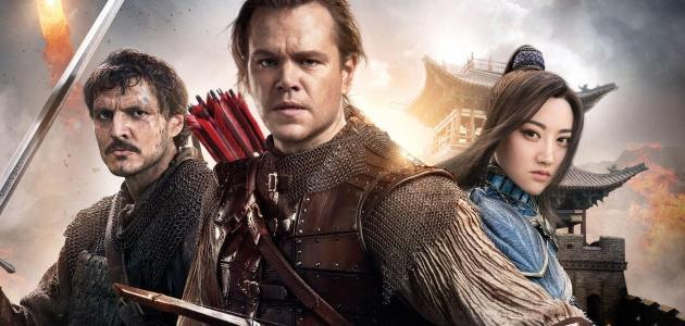 قصة فيلم The Great Wall