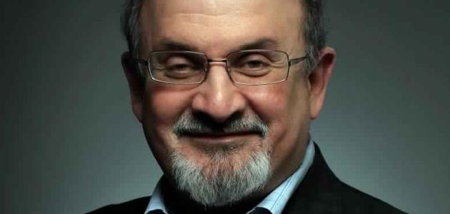 نبذه عن سلمان رشدي