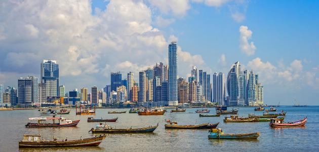 معلومات عن مدينة بنما