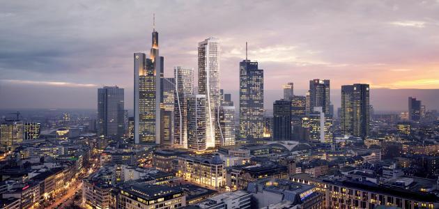 معلومات عن مدينة فرانكفورت