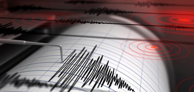 مبدأ عمل مقياس الزلازل