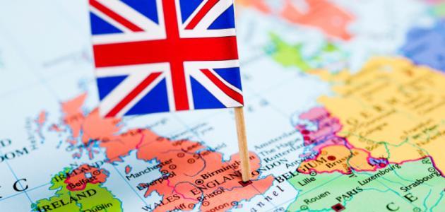 الفرق بين إنجلترا وبريطانيا