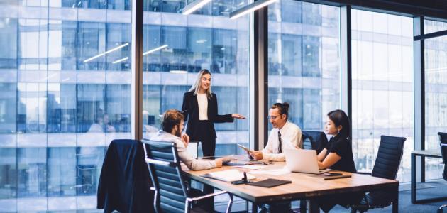 تعريف شركة المساهمة وخصائصها
