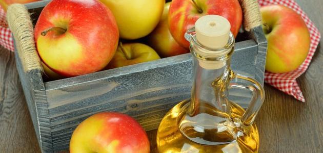 طريقة عمل خل التفاح