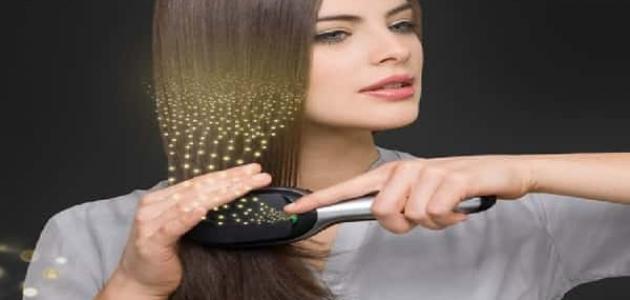 مزايا وعيوب استخدام فرشاة فرد الشعر