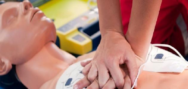 معلومات عن الانعاش القلبي الرئوي