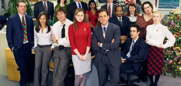 قصة مسلسل The Office