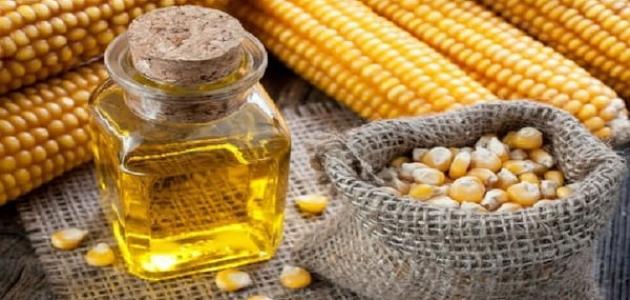 فوائد زيت الذرة للبشرة