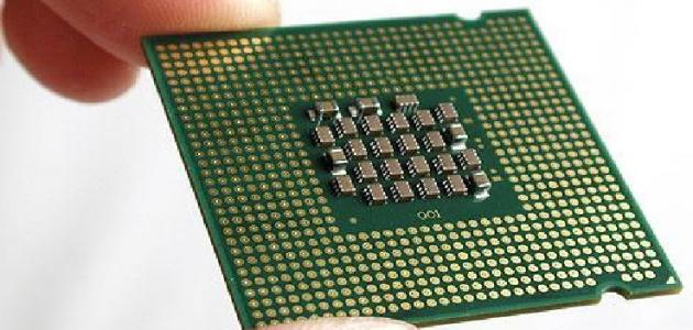 ما هي مكونات cpu