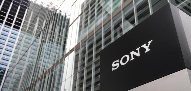 معلومات عن شركة سوني