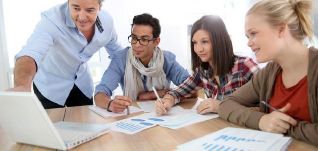 معلومات عن تخصص التسويق