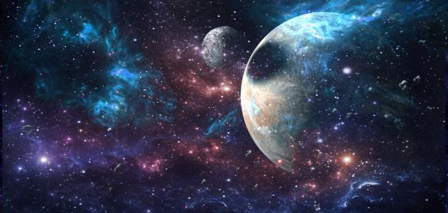 تعريف الفضاء الكوني