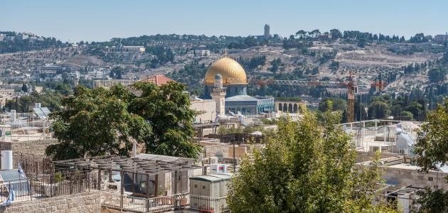 معلومات-عن-القدس/