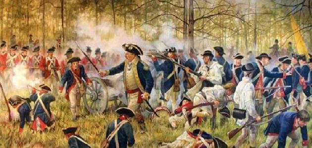 معلومات عن معركة كاوبينز