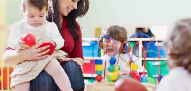 أهمية مرحلة رياض الأطفال