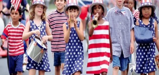 عدد سكان أمريكا