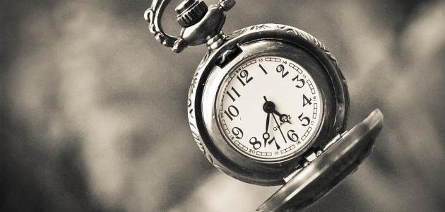 معلومات-عن-وحدة-قياس-الزمن/