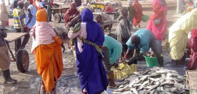 عدد سكان موريتانيا