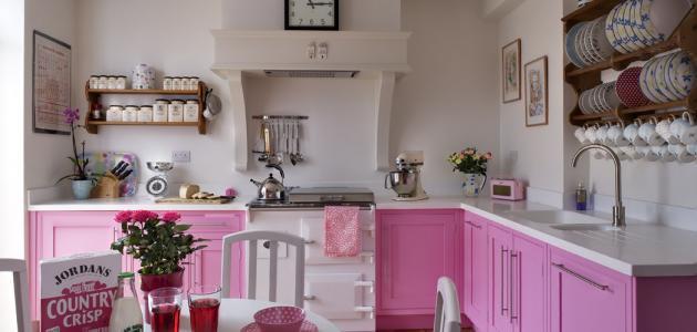 كيفية ترتيب المطبخ الصغير