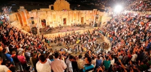 تاريخ مهرجان جرش