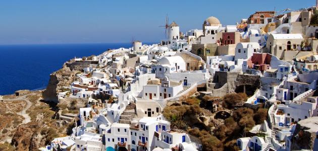 السياحة في جورجيا واليونان