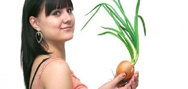 فوائد البصل للبشرة