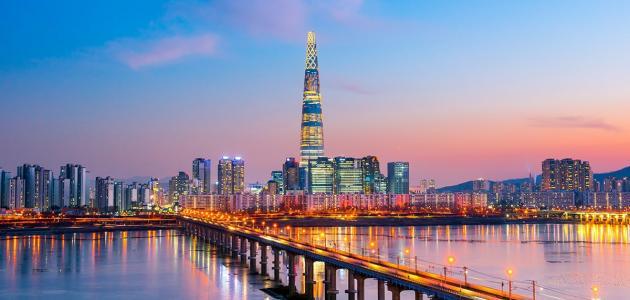 تكلفة السفر إلى كوريا الجنوبية