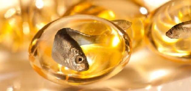 فوائد زيت السمك للجنس