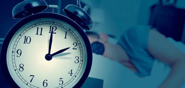 علاج اضطرابات الساعة البيولوجية