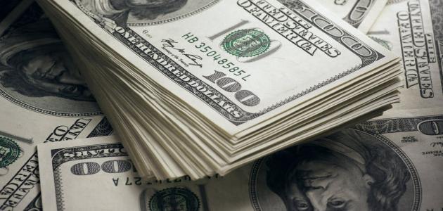 معلومات عامة عن فئات الدولار