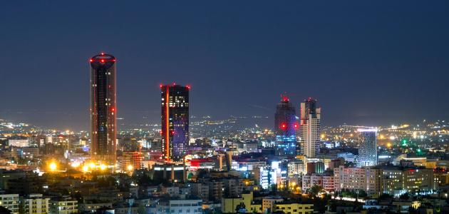 أماكن سياحية في عمان