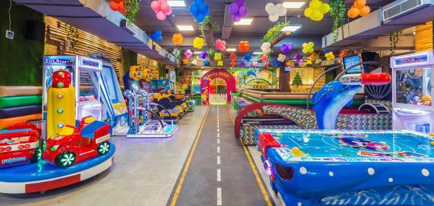 أماكن ترفيهية بالرياض للأطفال