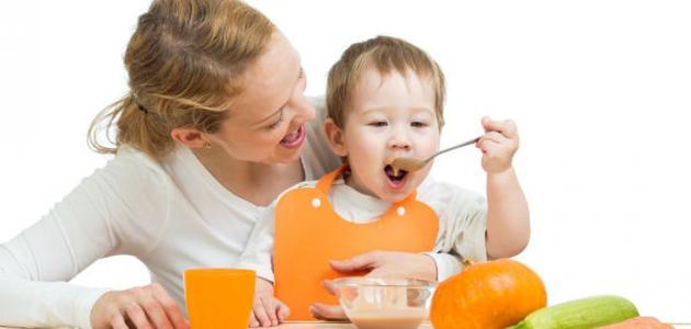 فوائد الكوسا للأطفال