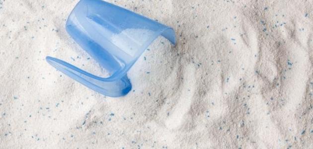 طريقة عمل مسحوق الغسيل