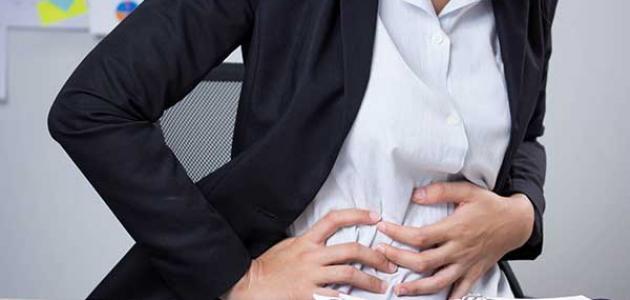 أعراض غازات القولون العصبي