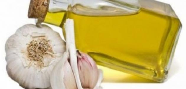 فوائد الثوم المنقوع في زيت الزيتون