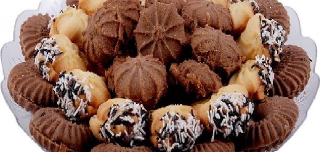 طريقة تحضير بيتي فور الشوكولاتة