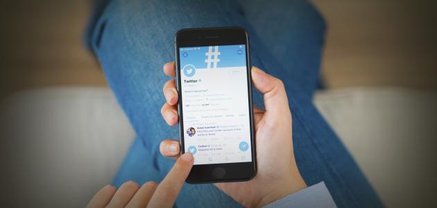 خطوات زيادة متابعي تويتر