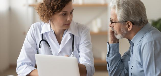 أعراض سرطان الكبد الحميد