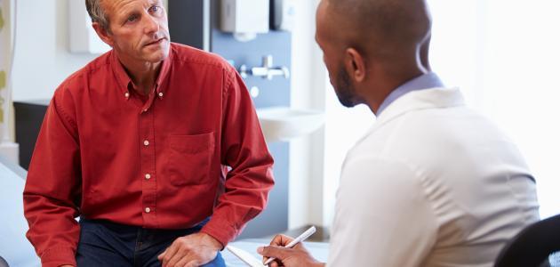 علاج حرارة القدمين لمرضى السكري