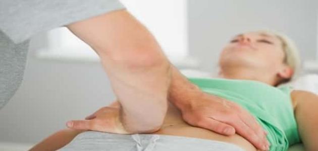 علاج فتق عضلات البطن