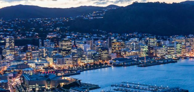 عدد سكان نيوزيلندا