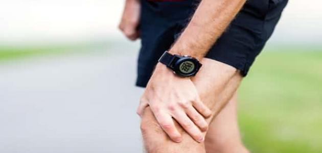 علاج احتكاك الركبة