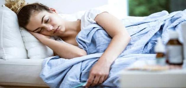 علاج برد المعدة والإسهال