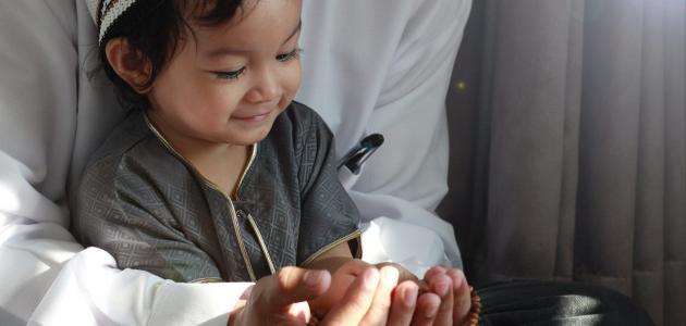 كيفية تعليم الصلاة للأطفال