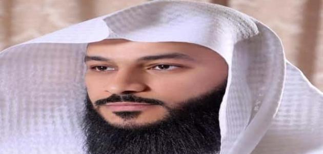 معلومات عن الشيخ ماهر المعيقلي