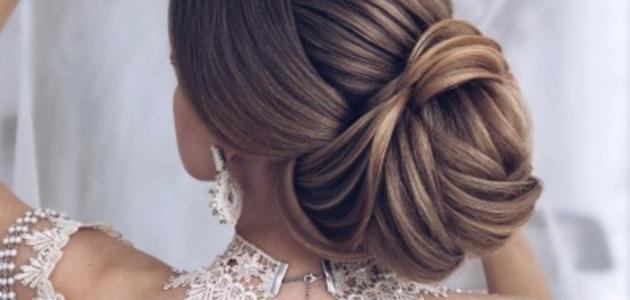 طريقة رفع الشعر بالحشوة