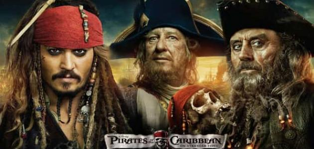 قصة فيلم Pirates of the Caribbean